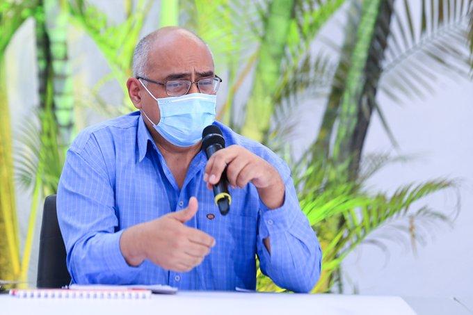 Venezuela registró este lunes 641 nuevos contagios por Covid-19