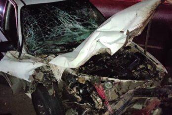 Colisión vehicular en la Av. Guayana dejó un herido