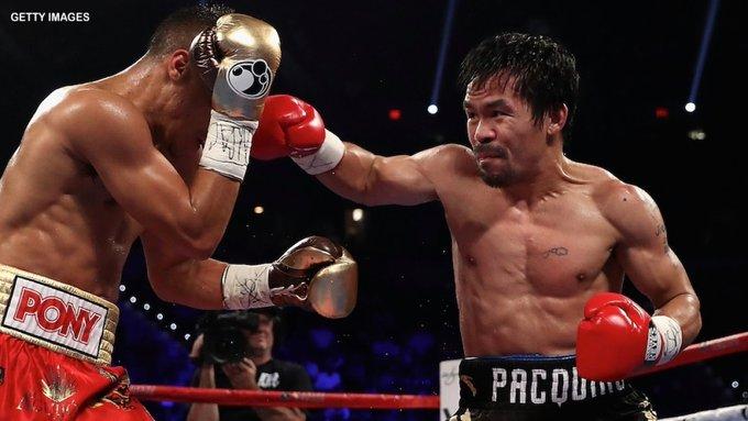 Manny Pacquiao se enfrentará al mexicoamericano Ryan García