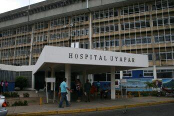 Pacientes del Hospital Uyapar recibieron atención médica