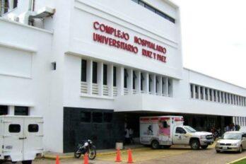 """En """"condiciones regulares"""" se encuentra pemón recluido en el Ruiz y Páez"""