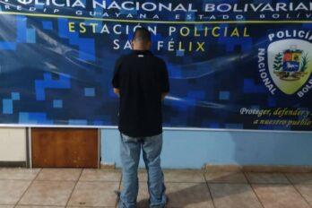 Lo solicitaba un tribunal de control en Puerto Ordaz