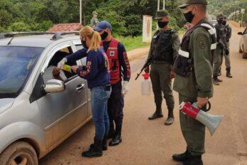 Realizan operativos de desinfección y prevención en El Callao