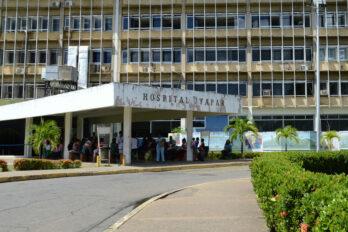 Pacientes denuncian que no reciben atención médica en Hospital Uyapar