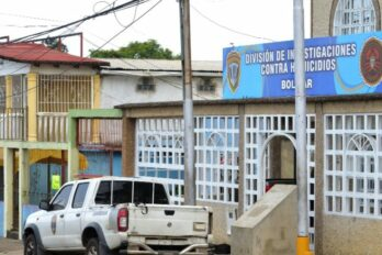 Reportaron tiroteo en el Mercado Municipal de Chirica