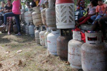 Comunidades siguen sin recibir operativos de gas doméstico