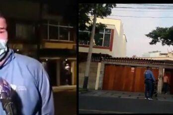 repartidor venezolano