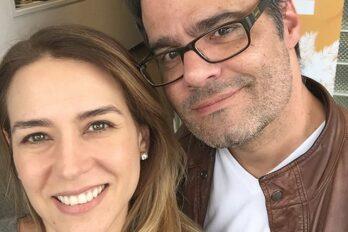 Luis Chataing y Erika De La Vega