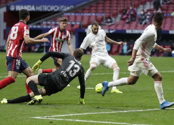 Real Madrid   Zidane se agarra al clavo ardiendo del Metropolitano: los detalles