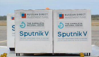 Sputnik V llega a Venezuela