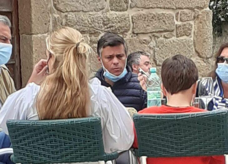 Denuncian a Leopoldo López en Galicia por saltarse el confinamiento perimetral