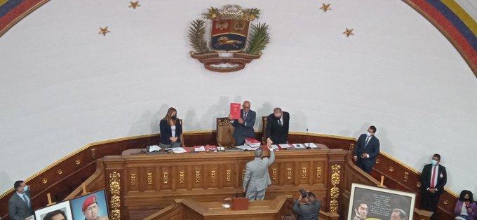 AN recibió lista de 103 candidatos para conformar el CNE - Diario Primicia