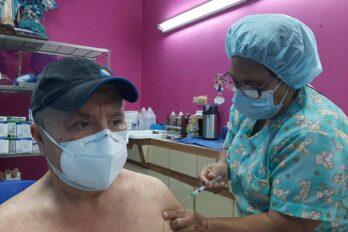 vacunación Adulto Mayor