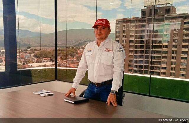 Fiscalía anunció la detención del presidente de Lácteos los Andes