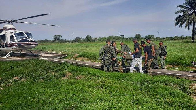 Marino Alvarado sobre secuestro de militares: Un ministro de Defensa serio renunciaría