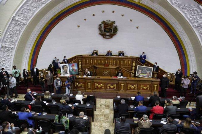 Asamblea Nacional designa y juramenta a los nuevos rectores del CNE -  Diario Primicia