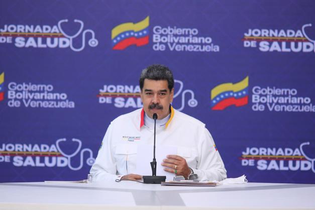 Juan Guaidó propone negociación con Nicolás Maduro