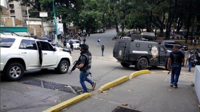 Una persona resultó herida en medio de un enfrentamiento en La Vega
