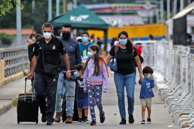 Crisis migratoria venezolana está en un