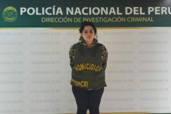 Extradición de venezolana