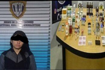 medicinas robadas