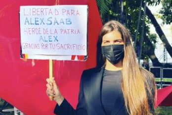 esposa de Álex Saab